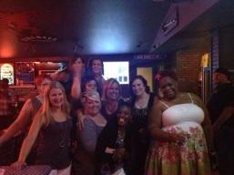 The crew!!